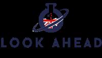 LOOK AHEAD – centrum języków obcych i przedmiotów ścisłych Logo